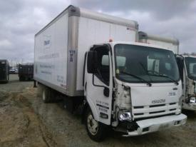 Salvage Isuzu NQR